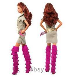 Mattel Barbie Modèle Christian Louboutin Safari Barbie Doll 2002 Édition Limitée