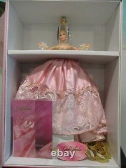 Mattel Barbie Pink Splendor 1996 Édition Limitée Onf Avec Expéditeur