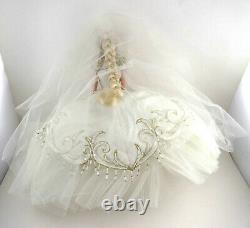 Mattel Bob Mackie Empress Bride 1992 Barbie Doll Limited Edition Nib