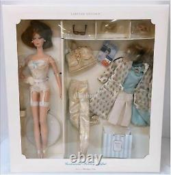Mattel Continental Holiday Gift Set Limited Edition Fashion Model Collect. 55497