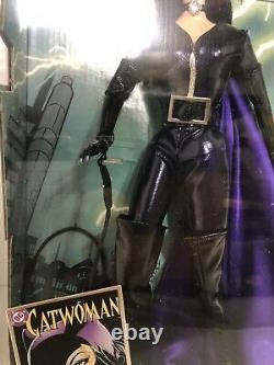Mattel DC Comics Barbie Comme Catwoman Edition Limitée #b3450 Nrfb Factory Seeled