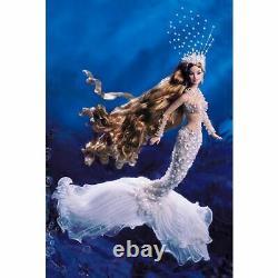 Mattel Enchanted Mermaid Barbie Doll 2001 Edition Limitée 53978