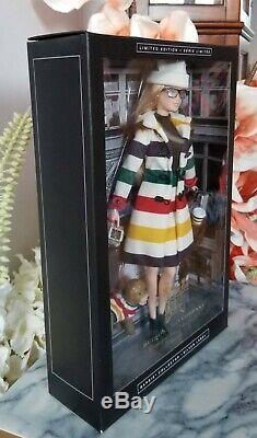 Mattel Hudson La Compagnie De La Baie Barbie Doll Silver Label Limited Edition Rare