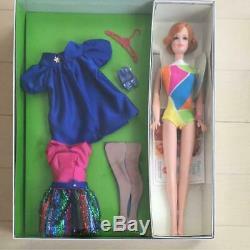 Mattel Inc. 2006 Réédition Stacey Nuit Foudre Poupée Barbie Limitée Figure F / S