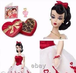 Mattel Kisses Barbie Cupidon Barbie Or Label Club Limited Doll Utilisé
