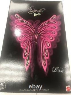 Mattel Le Papillon Barbie Edition Limitée Nouveau