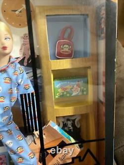 Mattel Paul Frank Barbie Poupée Pyjama Bleu Édition Limitée B8954 Nrfb12