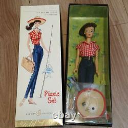 Mattel Picnic Set Barbie Doll 2006 Gold Label Limited À 10600 J4260