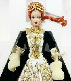 Mattel - Poupée Barbie En Porcelaine, Grace Imperial, Édition Limitée, Numéro 52738