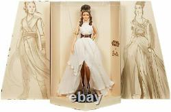Mattel Star Wars Rey X Barbie Poupée #gly28 New In Factory's Box Limited Edition