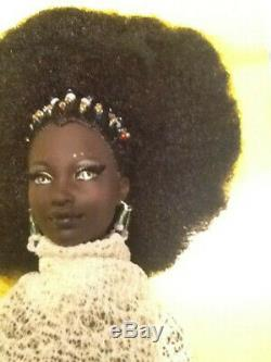 Mattel Treasures Of Africa Byron Lars Mbili Poupée Barbie # 55287 Niob Limited