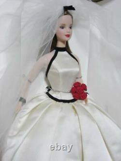 Mattel Vera Wang Limited Edition Supermodel Barbie Bridal Collection1997 Inutilisé