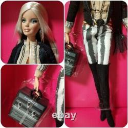 Mattelbarbie Fashion Model Collection M. A.c. 2007 Limited Edition Gold Label