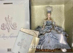 Mib 2003 Marie-antoinette Barbie Doll Femme De Luxe Limitée De Droits