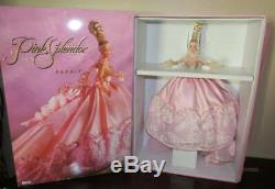 Mib & Nrfb Pink Splendor Barbie Édition Limitée Vers 1996