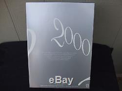 Millennium Bride Barbie 2000 Limited Edition Épinglette De Collecteur Nrfb Mib Expéditeur