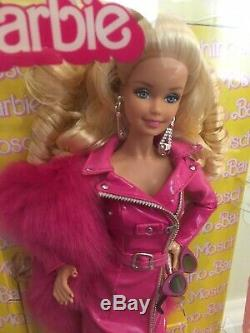 Moschino Poupée Barbie Avec Le Gala 2019 Nrfb In Hand Limited Edition Mattel