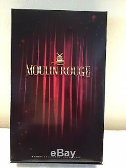 Moulin Rouge Limitée Barbie