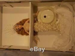 N 2001 Rare Enchanted Sirène Limited Edition Barbie Doll Nouvelle Nrfb Coa Nouvelle Boîte