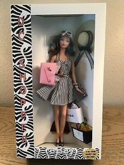 National Barbie Convention-50e Anniversaire-dc Shopper Limitée