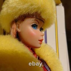 Non Ouvert 1997 Limited Twistn Turn Barbie Redhead Mattel Japon
