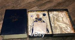 Nouveau 1997 Poupée Barbie Mattel Fabergé Imperial Elegance Porcelaine Limited Edition
