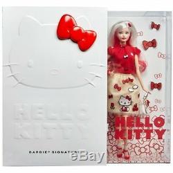 Nouveau Barbie Bonjour Kitty Mattel Dwf58 Japan 1000 Limited Figure Poupée F / S Hgcd 398