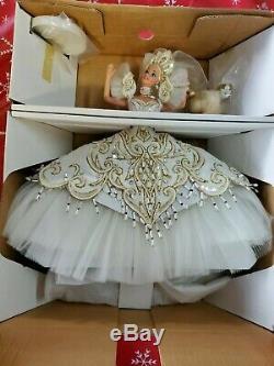 Nouveau Dans La Boîte Bob Mackie Empress Bride Barbie Doll Limited Edition 1992
