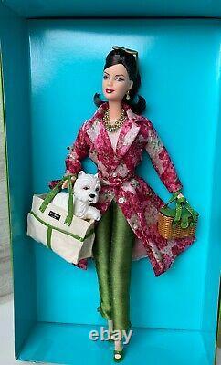 Nouveau Dans La Boîte Kate Spade 2004 Barbie Doll, Édition Limitée, Jamais Retiré De La Boîte