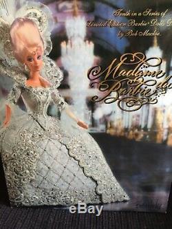 Nouveau Dans La Boîte Originale Bob Mackie Madame Du Barbie 1997 Barbie Doll Limited Edition