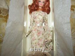 Nouvel Onf A Day At The Races Silkstone Barbie Doll Gold Label Limited Edition