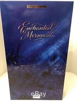 Nrfb 2001 Barbie Fantaisie Enchanted Mermaid Limited Edition Doll # 53978 Rare