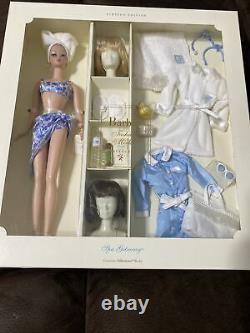Nrfb Barbie Mattel Silkstone Spa Spataway Model Doll Doll Limited Edition