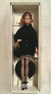 Nrfb Barbie Silkstone Fashion Editor Limited Edition Fao Schwarz Exclusive