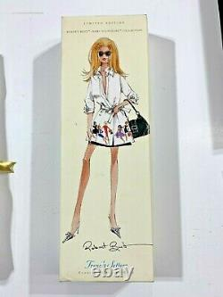 Nrfb Barbie Silkstone Robert Best Limited Edition Trench Setter Doll 2003