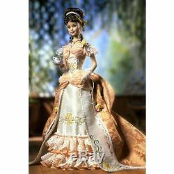 Nrfb Orange Pekoe Barbie Victorienne Thé En Porcelaine Collection Édition Limitée