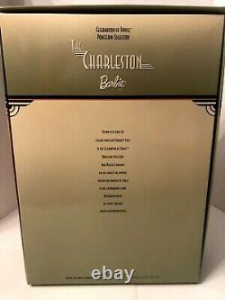 Nrfb The Charleston Barbie Bob Mackie Édition Limitée 2000