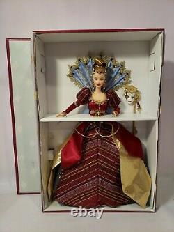 Opulence Vénitienne Barbie Doll 1999 Edition Limitée Mattel 24501 Nrfb