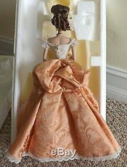 Orange Pekoe Thé Victorien En Porcelaine Barbie Doll 25507 Édition Limitée À 4000