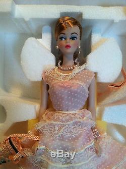 Plantation Belle Barbie Edition Limitee 2e Dans Une Serie1964 Porcelaine Vitg 1991