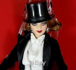 Pleins Feux Sur L'étiquette Broadway Barbie Collector Or Doll Editions Limitées Nrfb