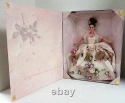 Poupée Antique Rose Barbie (floral Signature Collection) Fao Schwarz Limited Ed