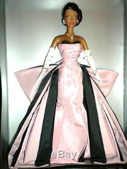 Poupée Barbie Convention Aa Film Noir 2006, Édition Limitée 1 Sur 500