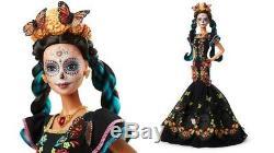 Poupée Barbie Dia De Los Muertos Limitée (pré-commande)