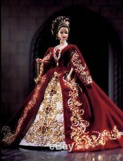 Poupée Barbie Faberge Édition Limitée Mattel