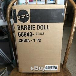 Poupée Barbie Fantaisie Déesse De L'arctique De Bob Mackie Edition Limitée 2001