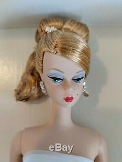 Poupée Barbie Joyeux Silkstone Fashion 2003 Mattel B3430 Edition Limitée Nrfb