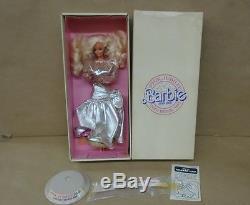 Poupée Barbie Jubilé Rose Trente Années Magiques 1959 1989 Édition Limitée À 1200