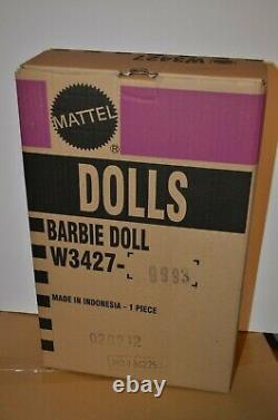 Poupée Barbie La Sirène 2012 Limitée Linda Kyaw