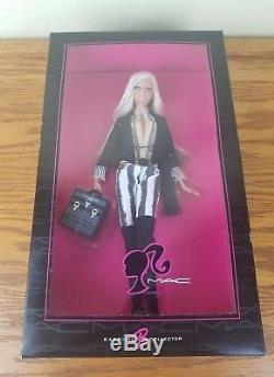 Poupée Barbie Mac Mattel Gold Label Collector Limited Nouveautés Open Box 2006 Cosmétiques
